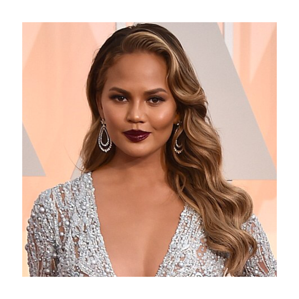 Chrissy Teigen Make up